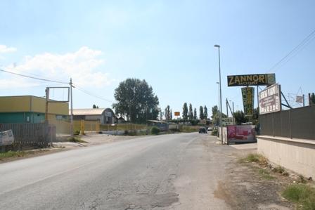 Ardea - Alcuni Capannoni sull'uso civico delle Salzare